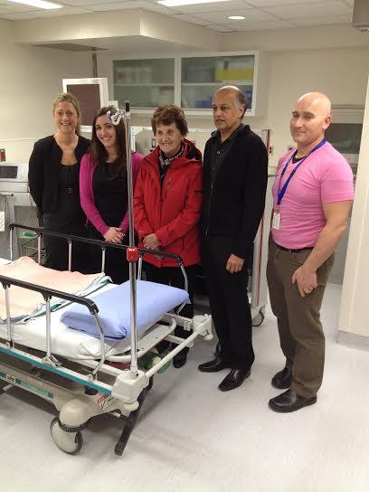 Endoscopy Suite Boom: Cowichan Valley Hospital Unveils New Endoscopy Suite At