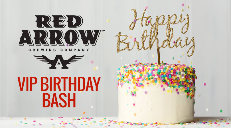 Red Arrow Brewing Vip Giveaway My Cowichan Valley Now