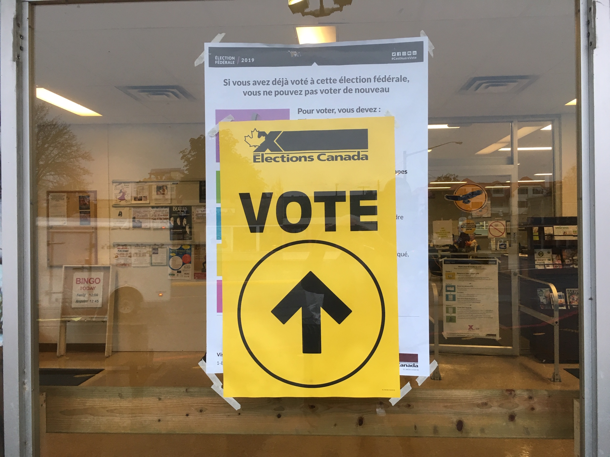 Voting Underway In 2019 Federal General Election My Cowichan