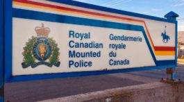 RCMP Vista stock photo